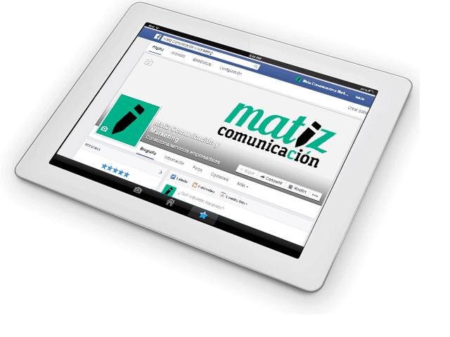 posicionamiento web murcia-matiz-comunicación-ipad