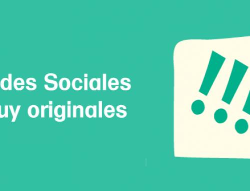 Las 5 redes sociales más originales son…