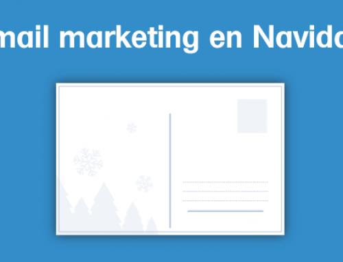 Email marketing en Navidad: trucos y ejemplos