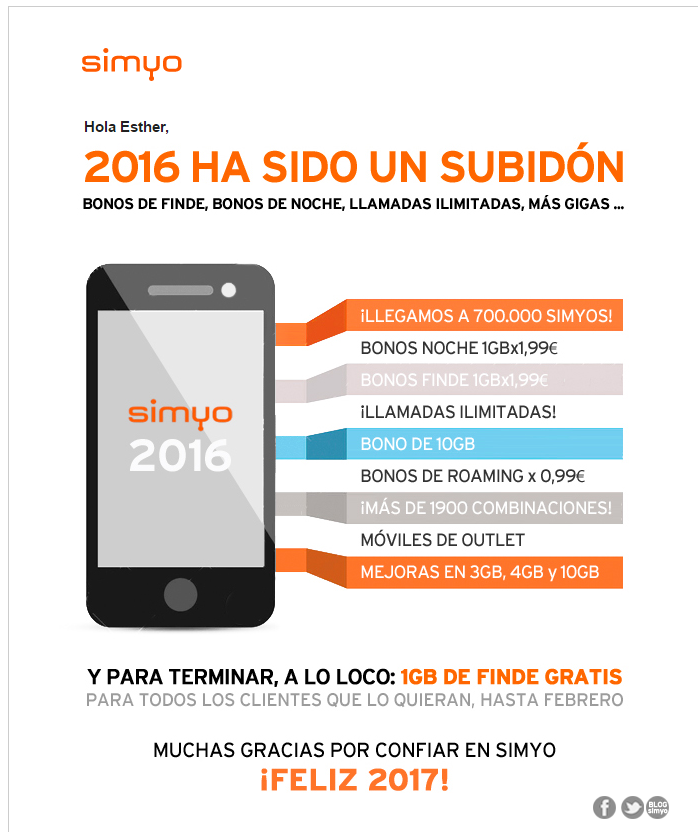 simyo-email-marketing-en-navidad-agradecer