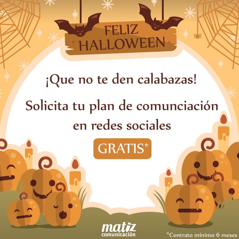 Plan-de-Comunicación-en-Redes-Sociales-Gratis-Promoción-Halloween-Matiz-Comunicacion